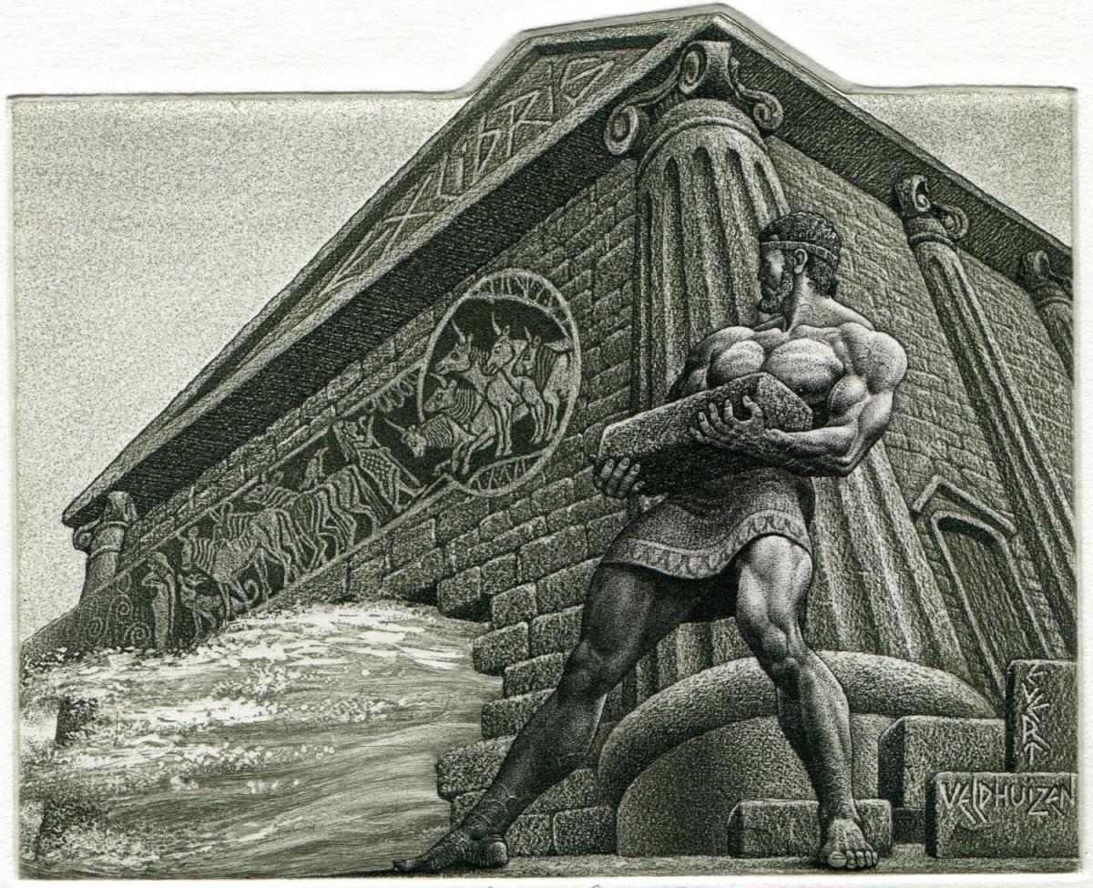 ഈജിയൻ തൊഴുത്ത്
